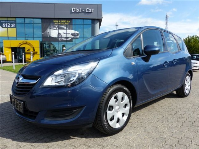 MERIVA ENJOY 1.4 120KM MT5