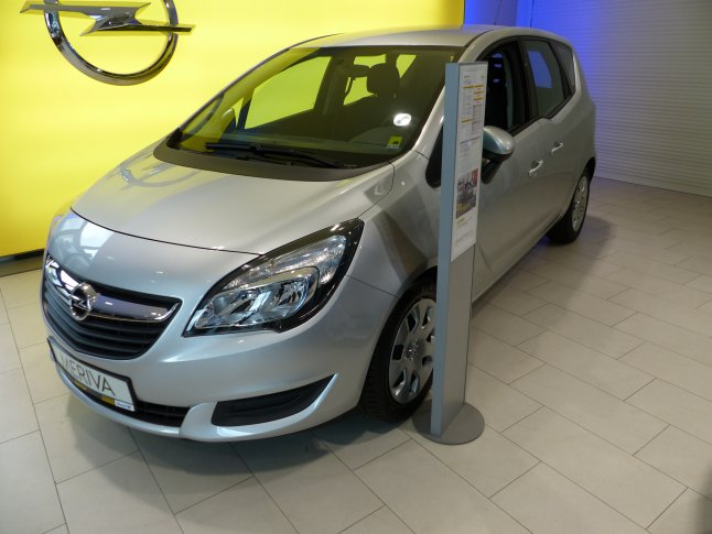 MERIVA ENJOY 1.4 120KM MT5 LPG 5DR