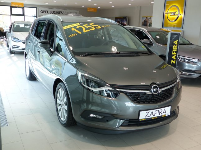 ZAFIRA ELITE 2.0 170KM AT6