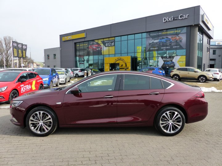 Insignia 5dr Elite B2.0DTH 170KM AT8 S/S
