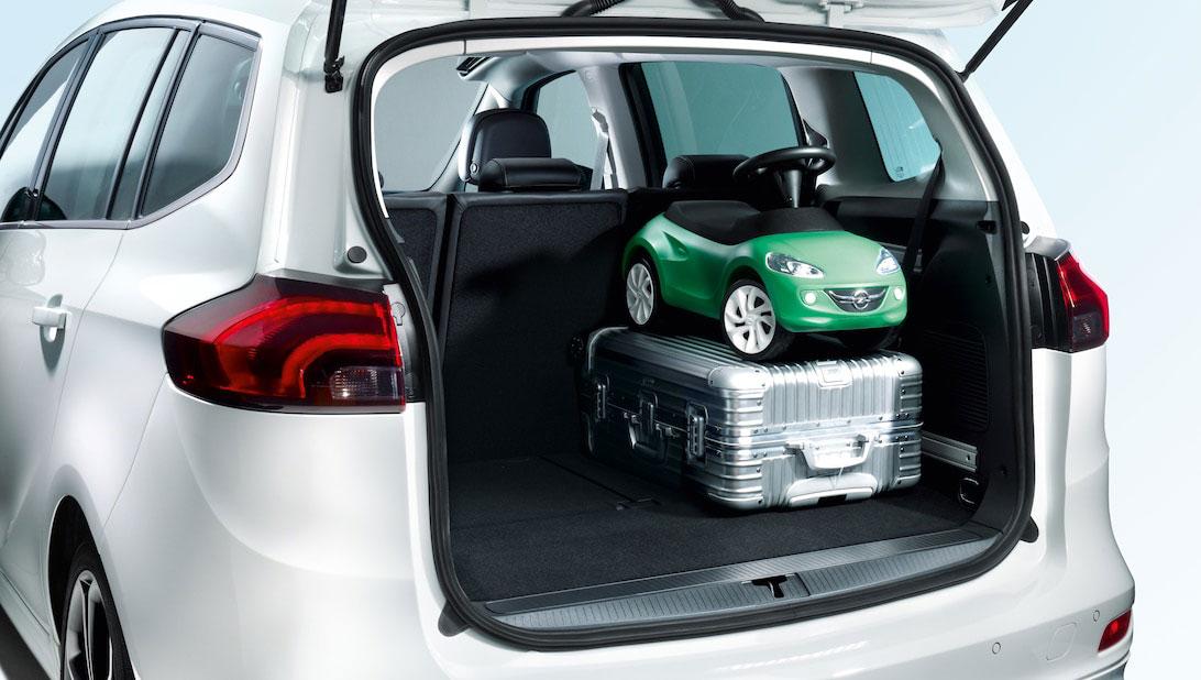 Inteligentny Samochód dla Rodziny 2+2 - OPEL Dixi-Car MB26