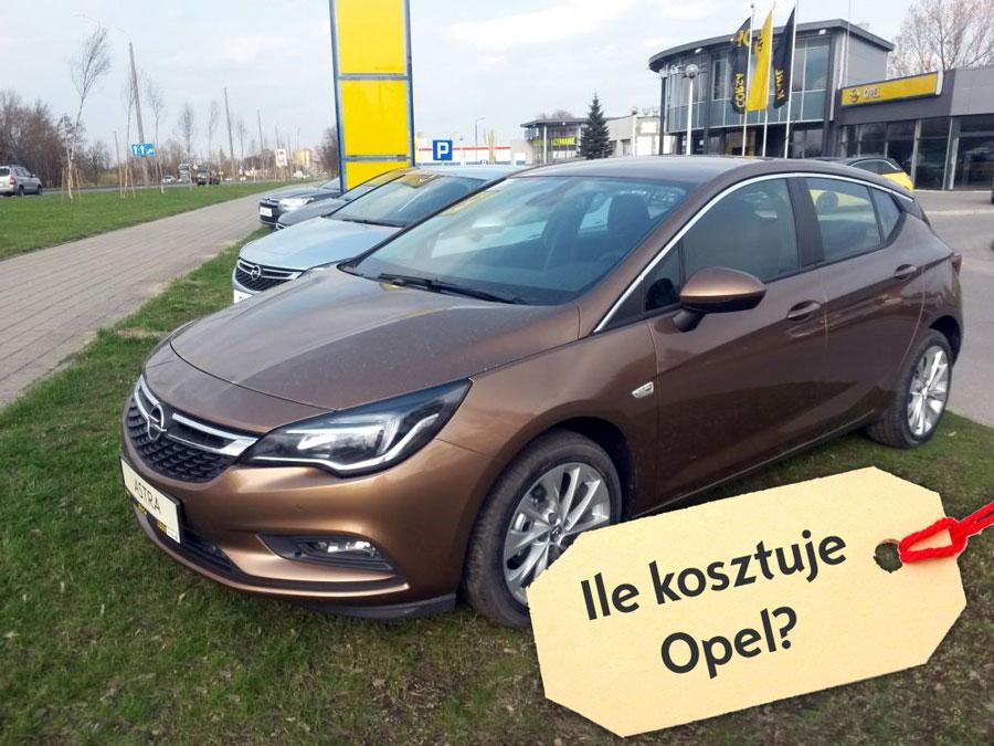 Ile Kosztuje Opel Corsa Mokka Astra Insignia Dixi Car