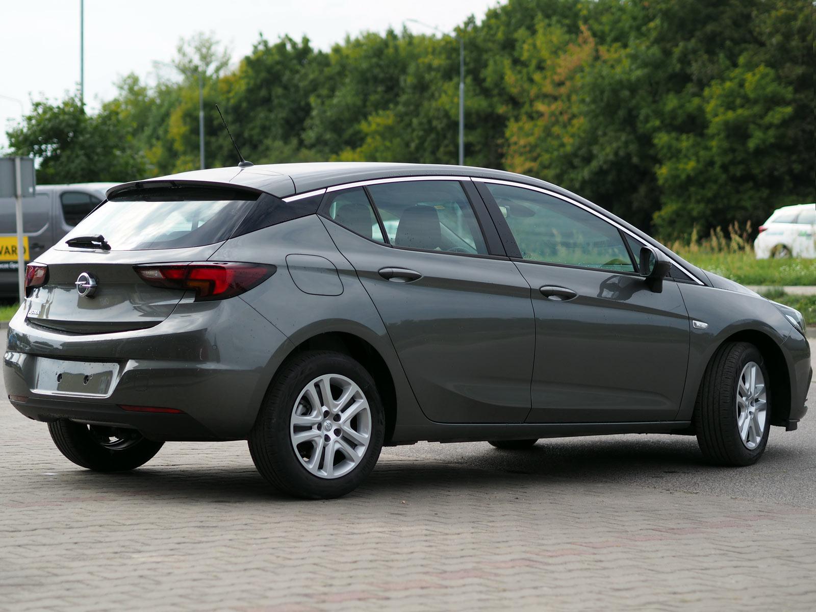 Nowy Opel Astra 2020 Ceny W Polsce Od 76 500 Zlotych Za