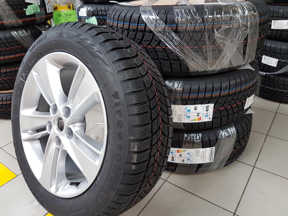 Serwis Ogumienia Opon Opel Dixi Car