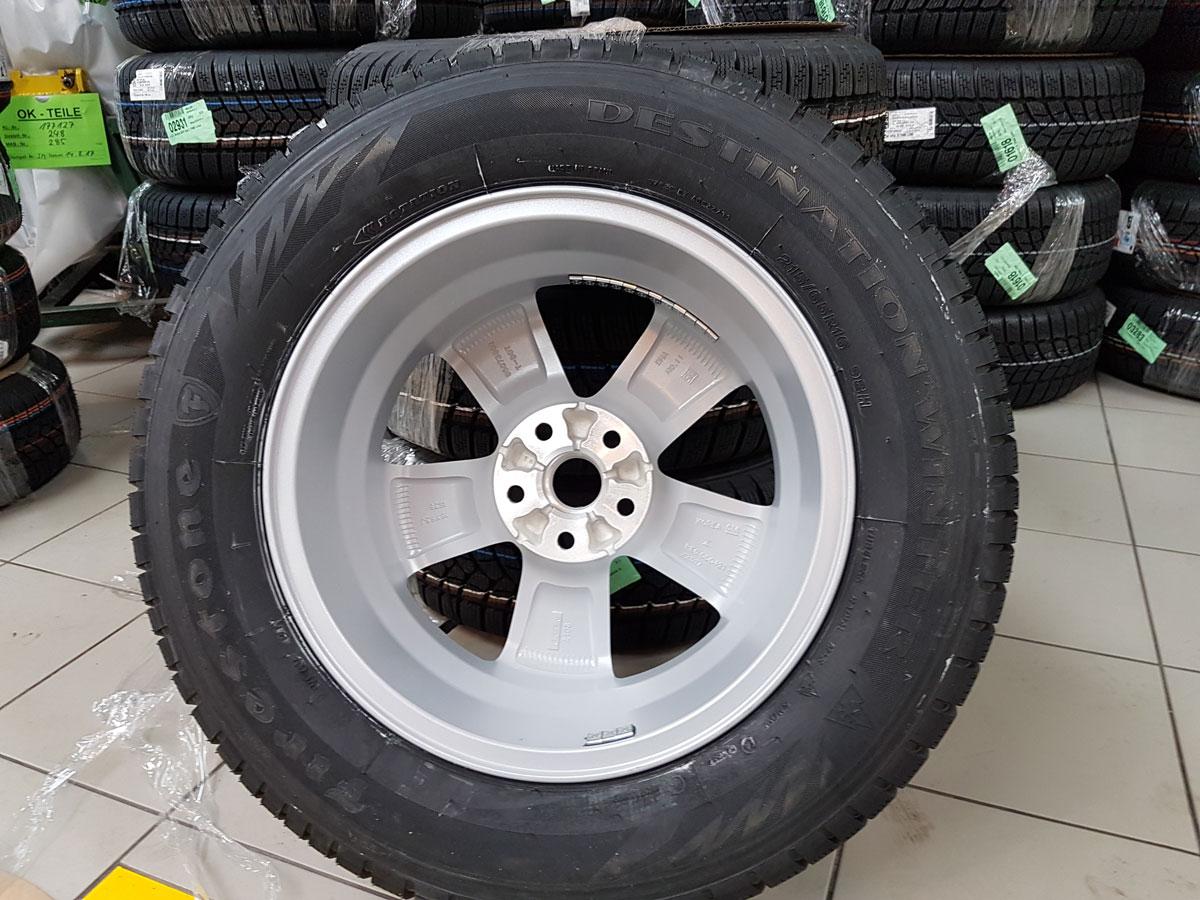 Opony Zimowe 18 Opel Mokka