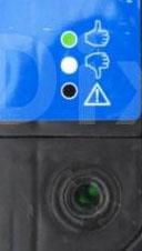 Magiczne oczko akumulatora