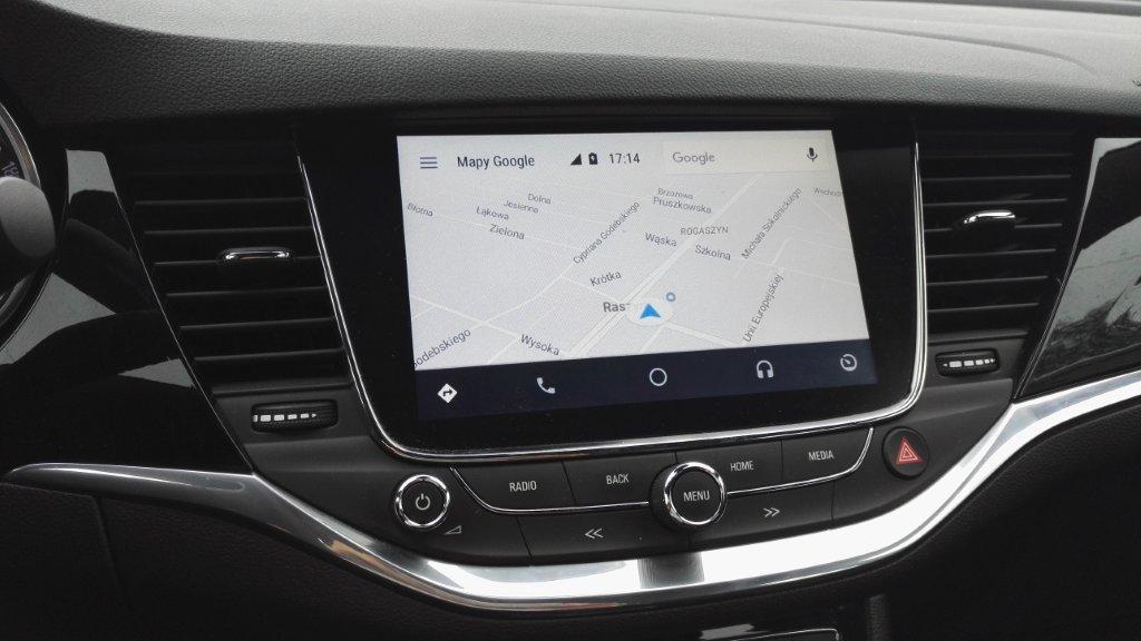 Android Auto, Apple CarPlay w autach OPEL - Salon Dixi-Car