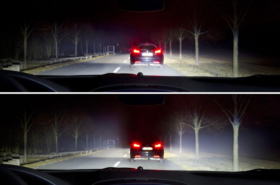 światła Matrycowe Led Intellilux Opel Dixi Car