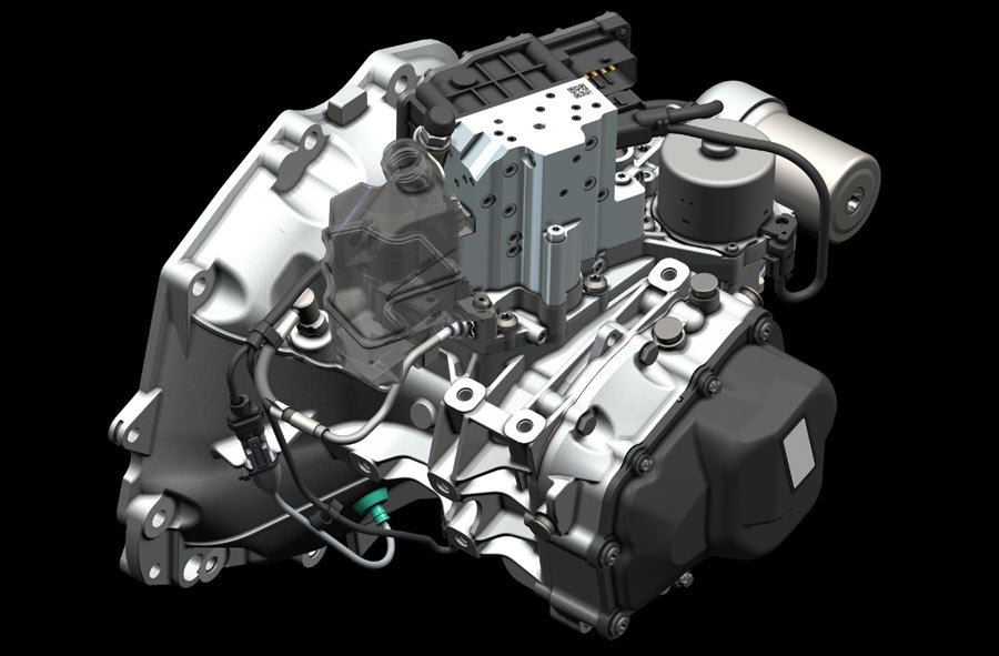 Easytronic Zautomatyzowana Skrzynia Bieg 243 W Opel Dixi Car