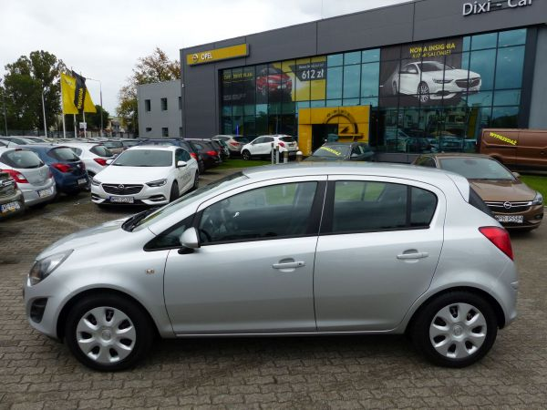 Opel Corsa D 1,4 100KM, Salon Polska, Vat23%
