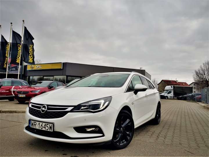 Opel Astra V Kombi 1.4T 150Km