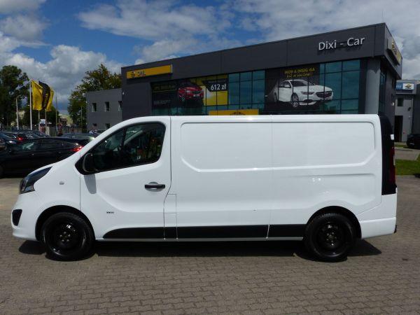 Opel Vivaro L2H1 Furgon 1,6 CDTI 115KM, Salon PL, Vat23%