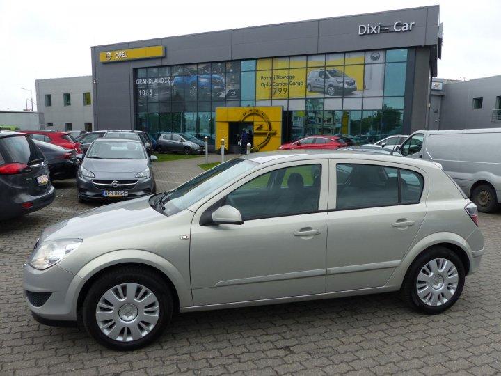 Opel Astra III 1,6 benzyna 115KM, Salon Polska