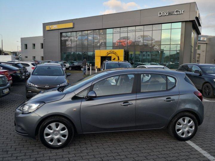 Opel Corsa E 1,4 90KM, LPG fabryczne, podgrzewane fotele, Vat23%