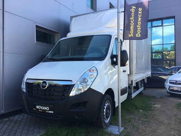Opel Movano 2.3 BiTurbo 145 KM Euro6 StartStop L3H1 DMC 3500kg FWD