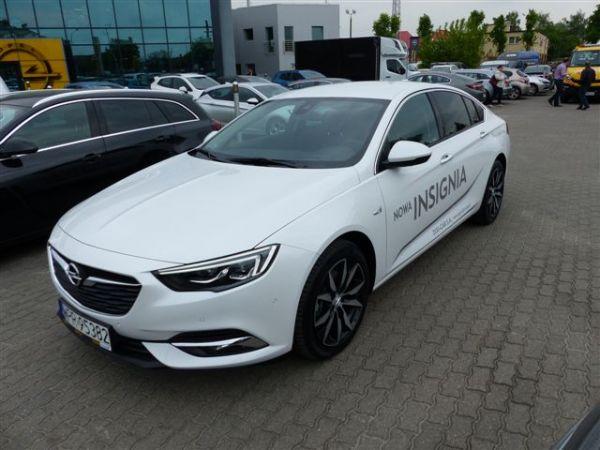 Opel Insignia B 2,0 CDTI 170KM, DEMO, LED, NAVI, Kamera 360
