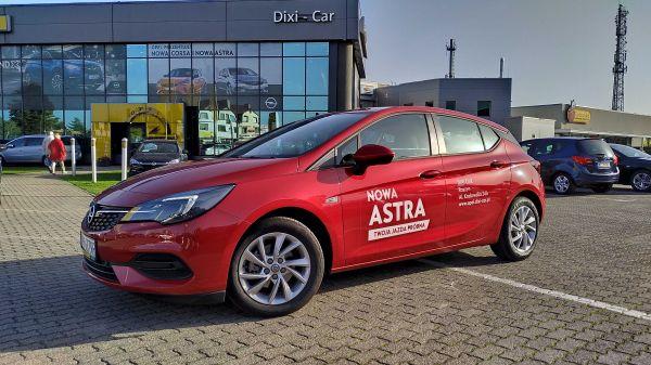 Astra V 5DR Edition F1.2SHR MT6 145KM Start&Stop
