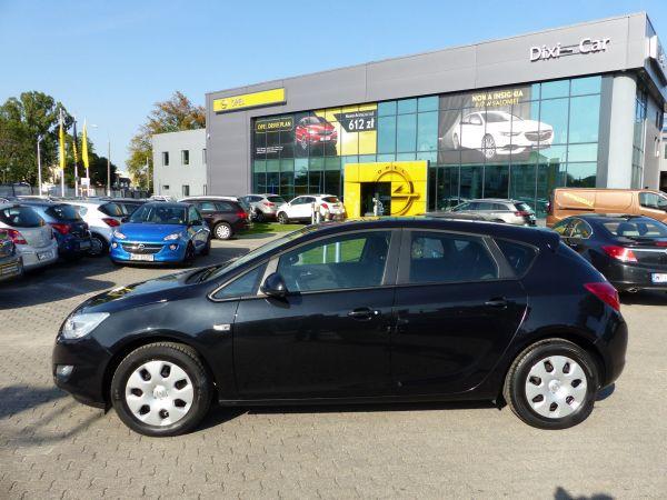 Opel Astra IV 1,4 100KM, Salon Polska, 1 właściciel, 2011/2012, Vat23%