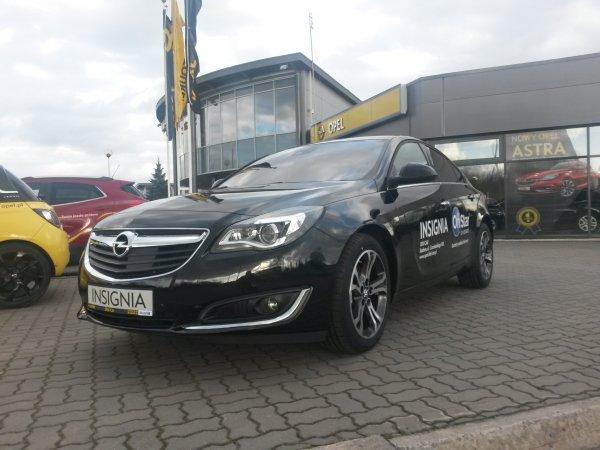 Opel Insignia 2.0 170 KM Automat