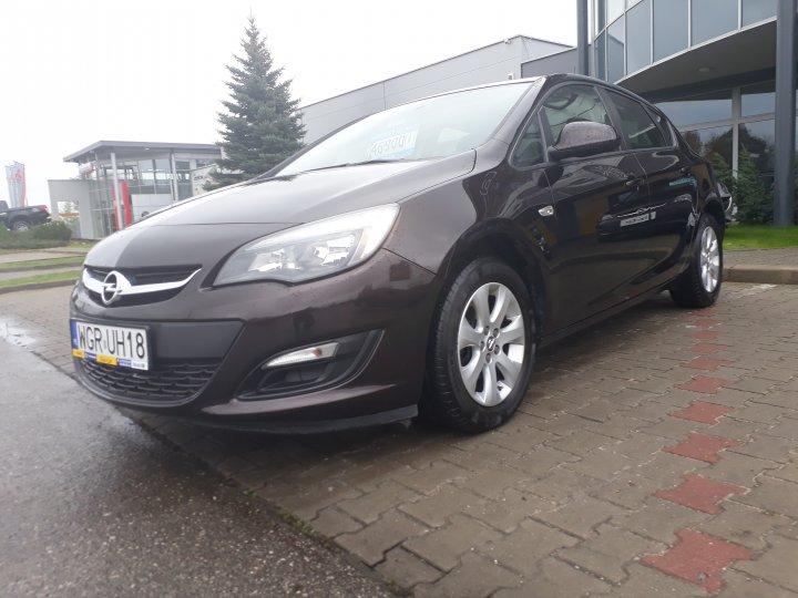 Opel Astra IV Benzyna 1,4 140KM