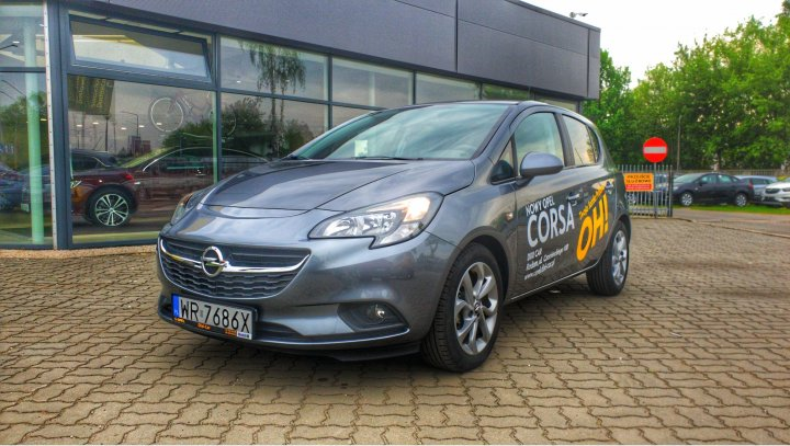 Opel Corsa Color Edition 1.4 90KM benzyna