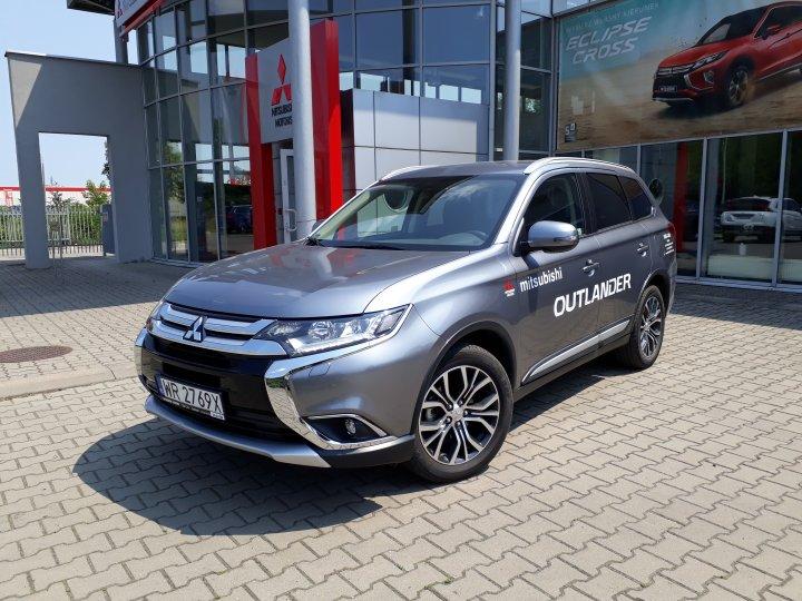 Mitsubishi Outlander Intense Plus CVT 4WD 2.0 150KM