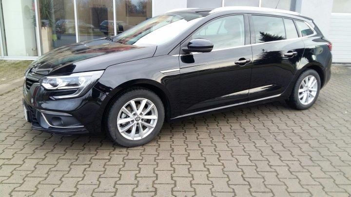 Renault Megane Grandtour salon PL, I właściciel 1.6 B VAT 23% LED