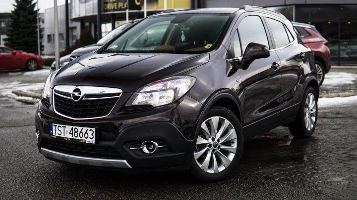 Opel Mokka 1.4 140KM, najbogatsza wersja wyposażenia