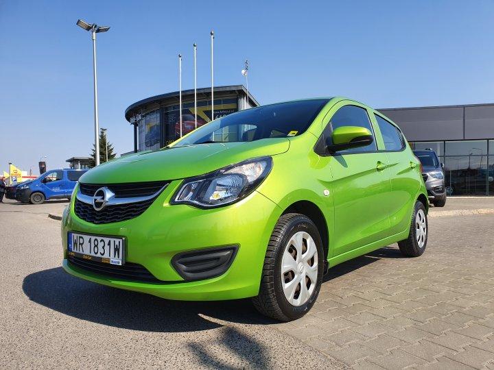 Opel Karl 1.0 75KM