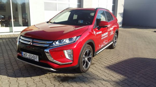 Mitsubishi Eclipse Cross Intense Plus CVT 163KM
