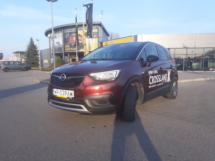 Opel Crossand Elite 1,2 130KM