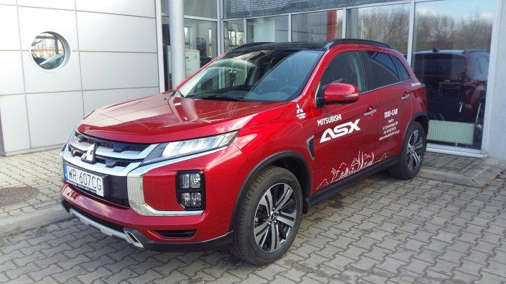 ASX Instyle 2,0 150KM CVT 4WD