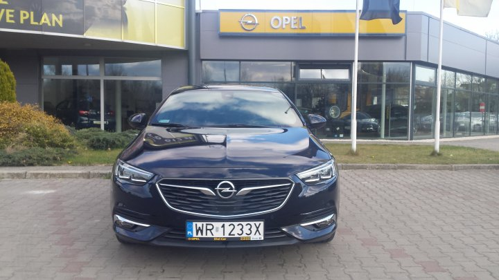 Opel Insignia 2.0 170KM Automat