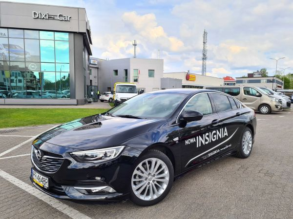 Insignia 5DR Grand Sport Elite D1.5XFT 165KM AT6 Start&Sop - Pakiet OPC LINE