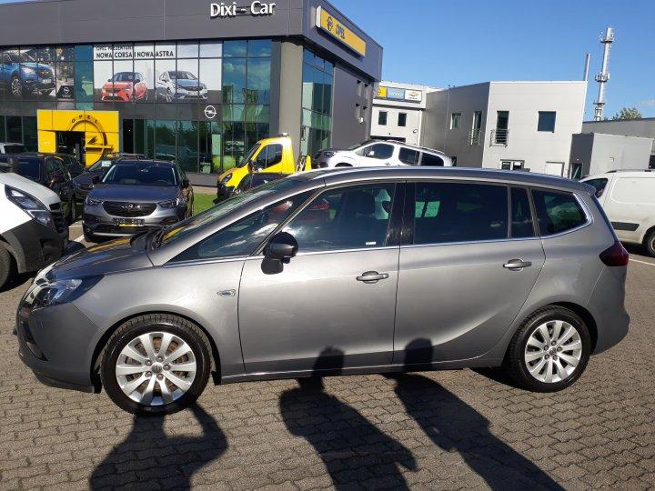 Opel Zafira C 2.0 cdti Innovation Automat Full Xenon Navi Niski Przebieg