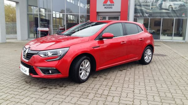 Renault Megane Winter Edition TCE MT6