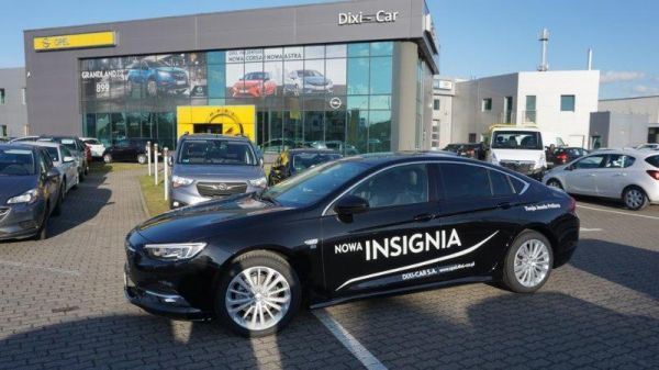 INSIGNIA GS ELI D15XFT AT6 165KM