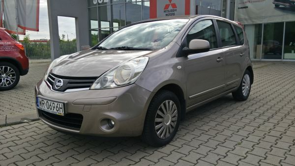 Nissan NOTE 1.4 benz 88 KM