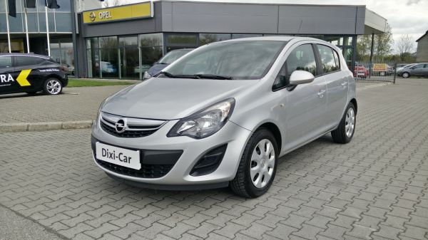 Opel Corsa Enjoy 1.4 100KM 5MT, salon POLSKA