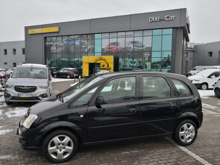 Opel Meriva A 1,4 benzyna 90KM, Salon Polska