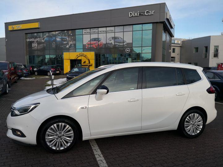 Opel Zafira C 2,0 CDTI 130KM, 7osób, skóra, LEDY, ACC Vat23%
