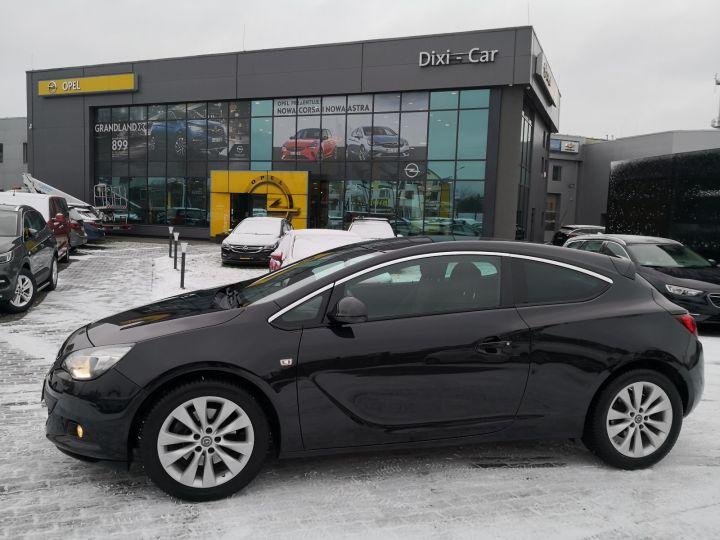 Opel Astra IV GTC 1,4 Turbo 140KM, Pakiet zimowy, klima automatyczna