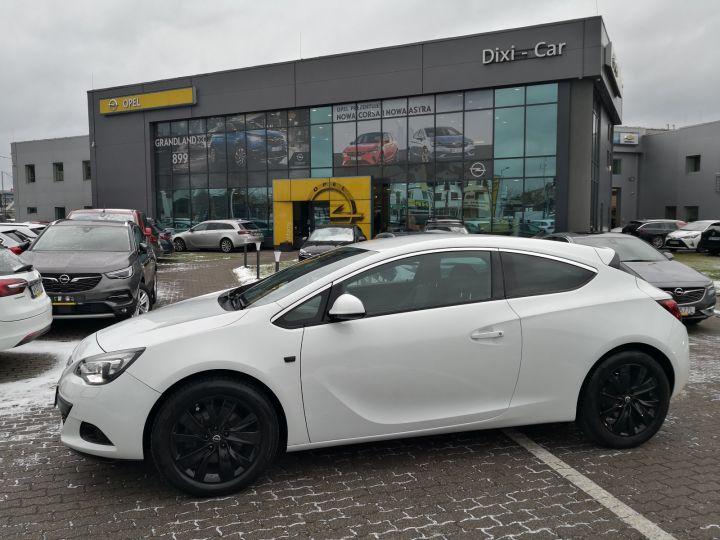 Opel Astra IV GTC 1,4 Turbo 140KM, Cosmo, Navi, Xenon
