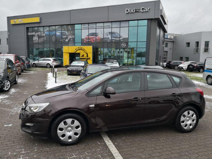 Opel Astra IV 1,4 Turbo 140KM, Klima automatyczna