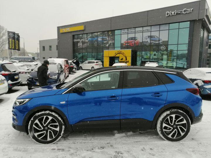 Opel Grandland X 2.0 177KM Automat Ultimate Full Salon Vat23%