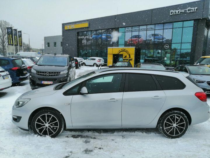 Opel Astra IV 1.4T 140KM Navi Niski Przebieg Serwis ASO Gwarancja