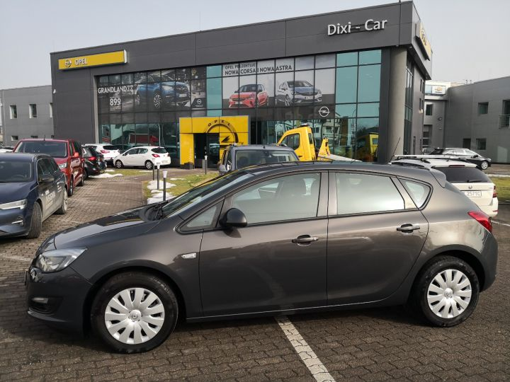 Opel Astra IV 1,6 benzyna 115KM, 5dr, 2015r