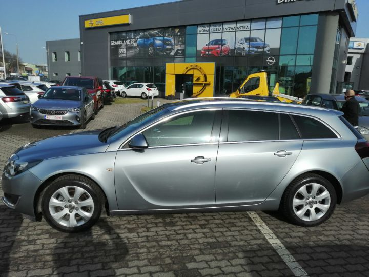 Opel Insignia 2.0 cdti Cosmo Automat Serwis Gwarancja vat23%