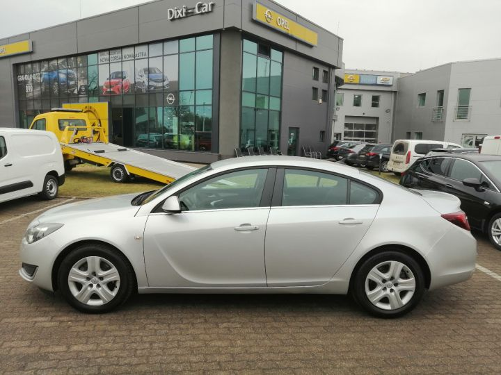 Opel Insignia 2,0 CDTI 170 KM Sedan VAT23 AT