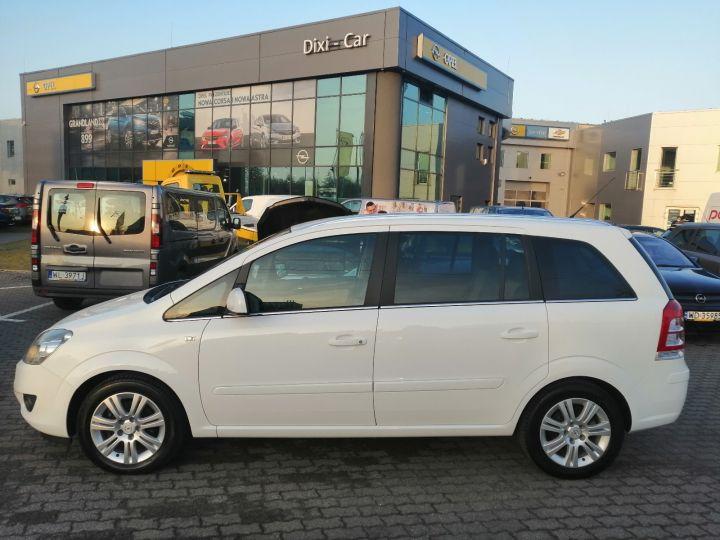 Opel Zafira B 1.8 140KM Cosmo Skóra Niski Przebieg Nowy Rozrząd
